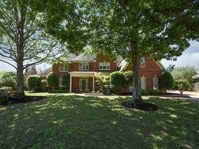 Collierville Single Family Home For Sale: 1635 Coton Hall