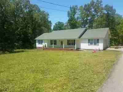 Savannah Single Family Home For Sale: 605 Central