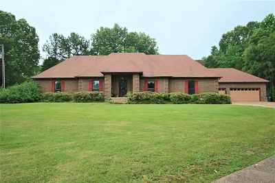 Southaven Single Family Home For Sale: 3579 Liscott