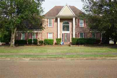 Germantown Single Family Home For Sale: 8894 C D Smith