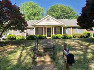 Bartlett Single Family Home Contingent: 2639 Tickle