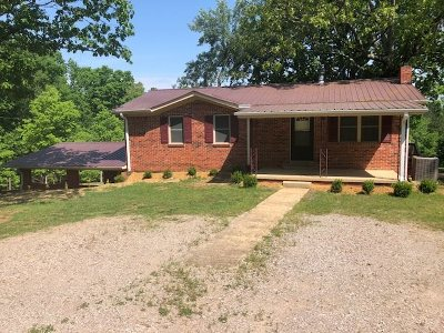 Selmer Single Family Home For Sale: 1139 Rose Creek
