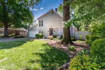Bartlett Single Family Home Contingent: 5605 North