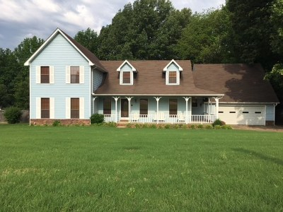 Covington Single Family Home For Sale: 219 Countrywood