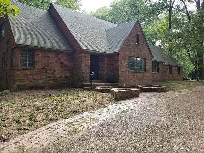 Germantown Single Family Home For Sale: 8657 Poplar