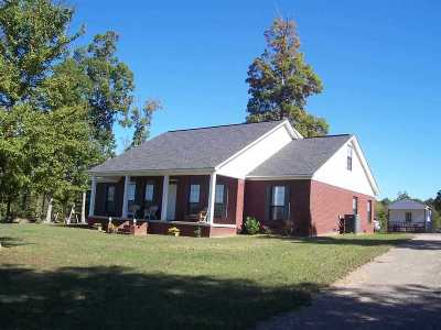 Selmer Single Family Home For Sale: 4308 45 S