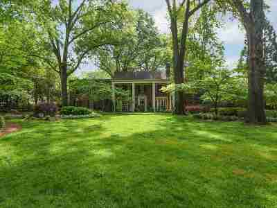 Memphis TN Single Family Home For Sale: $1,219,000