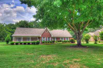 Piperton Single Family Home For Sale: 580 Poplar Acres