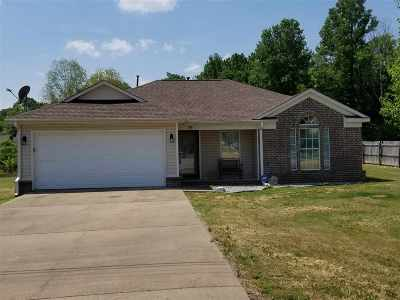 Atoka Single Family Home Contingent: 29 Country Crossing