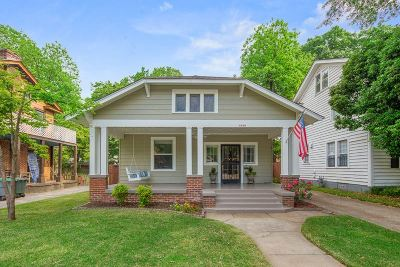 Cooper, Cooper Young Single Family Home For Sale: 1850 Oliver