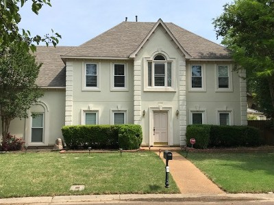 Germantown Single Family Home For Sale: 3308 Kinderhill