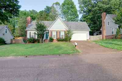 Collierville Single Family Home Contingent: 378 Great Falls