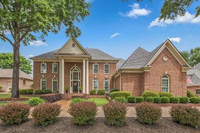 Collierville Single Family Home Contingent: 2126 Gallina Circle