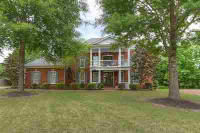 Collierville Single Family Home For Sale: 1842 Liles