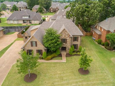 Collierville Single Family Home For Sale: 1130 W Old Hearthstone