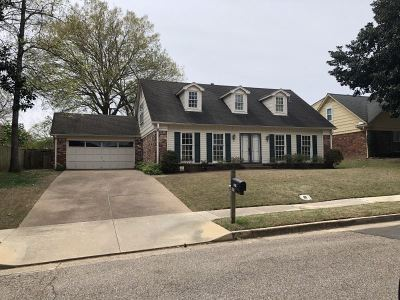 Germantown Single Family Home For Sale: 7019 Bent Creek