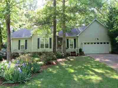 Counce Single Family Home For Sale: 130 Masters