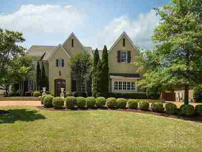 Collierville Single Family Home Contingent: 1289 Brayshore