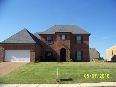 Bartlett Single Family Home For Sale: 6056 Abigail Bluffs