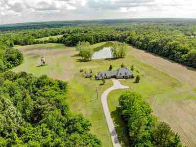 Somerville Residential Lots & Land For Sale: 23900 Hwy 64
