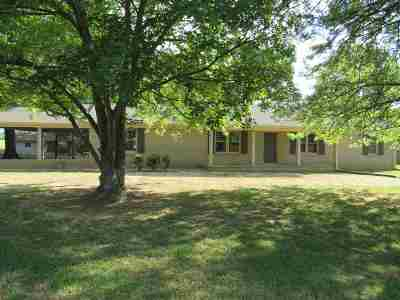 Tipton County Single Family Home For Sale: 1194 54