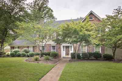 Germantown Single Family Home For Sale: 7446 Weeping Willow