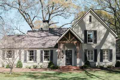 Memphis Single Family Home For Sale: 460 Woodmere
