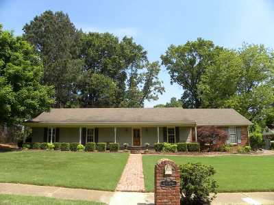 Collierville Single Family Home Contingent: 152 E Powell