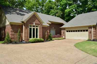 Cordova Single Family Home For Sale: 7850 Wood Glen