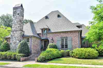 Germantown TN Single Family Home For Sale: $879,000