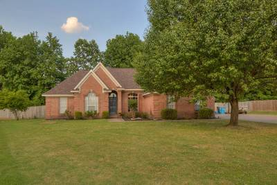 Tipton County Single Family Home For Sale: 68 Jerry