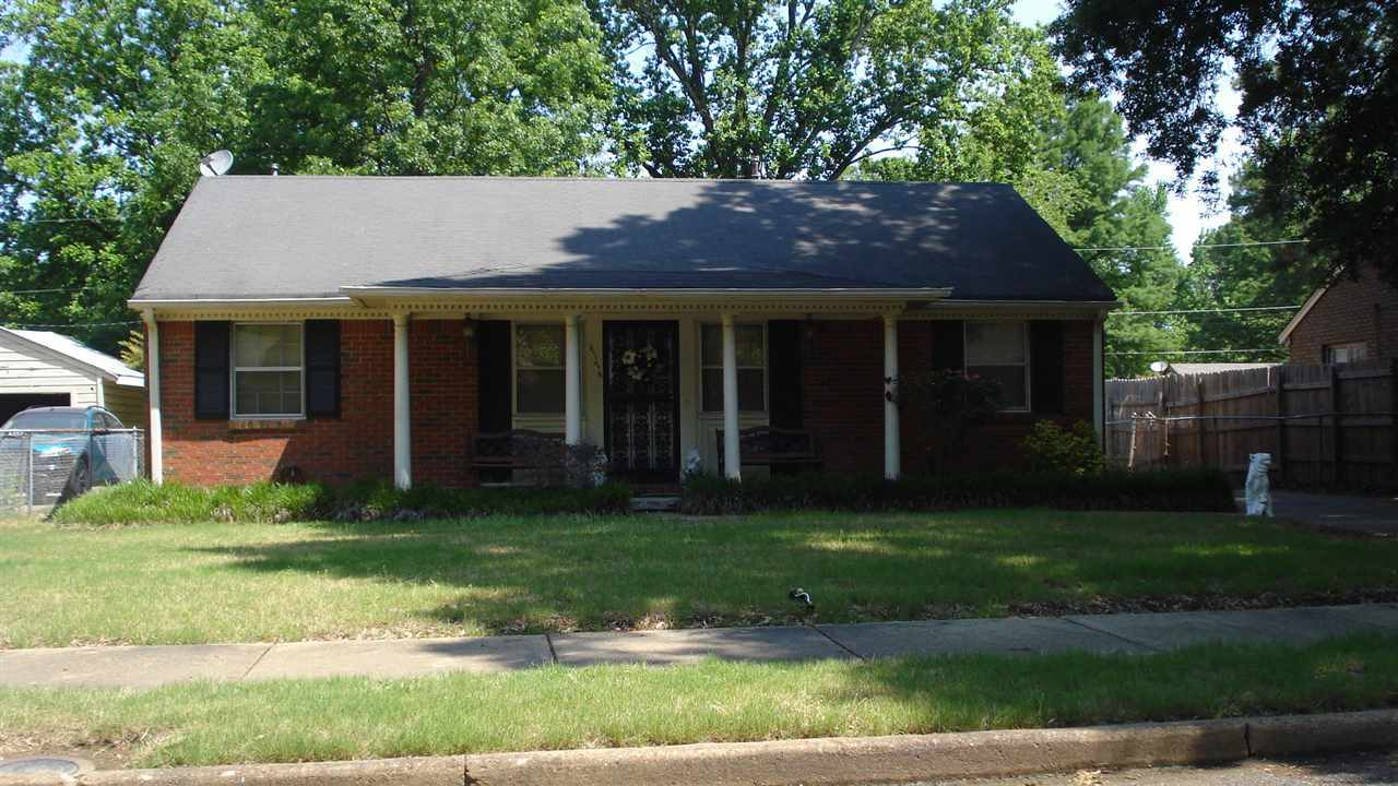 3 bed / 1 bath Home in Memphis for $68,500
