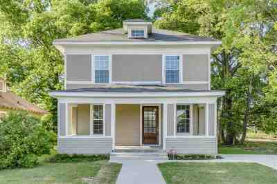 Shelby County Single Family Home For Sale: 1206 Agnes Place
