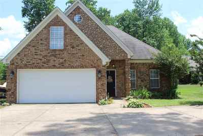 Tipton County Single Family Home For Sale: 4424 Campground