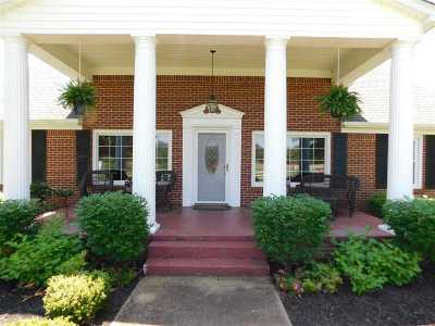 Morris Chapel Single Family Home For Sale: 320 Hamm