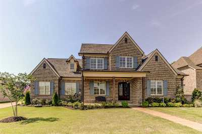 Piperton Single Family Home Contingent: 75 Hunters Rest