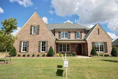 Collierville Single Family Home For Sale: 1548 Painted Horse