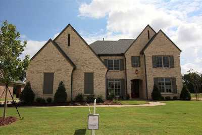 Collierville Single Family Home For Sale: 1542 Painted Horse