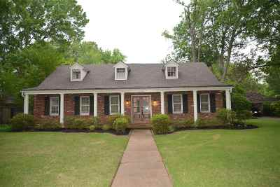 Germantown TN Single Family Home Contingent: $295,000
