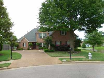 Collierville Single Family Home Contingent: 145 N McCall