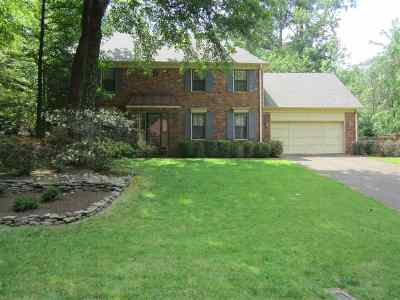 Germantown TN Single Family Home For Sale: $360,000