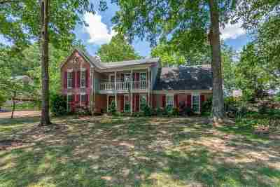 Germantown TN Single Family Home For Sale: $319,900