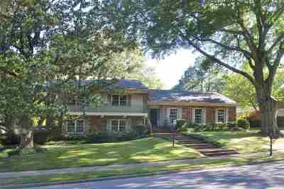 Memphis Single Family Home For Sale: 4275 Long Leaf