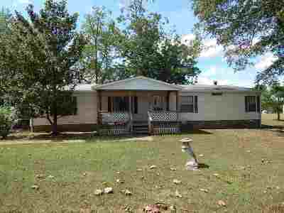 Adamsville Single Family Home For Sale: 241 Baptist