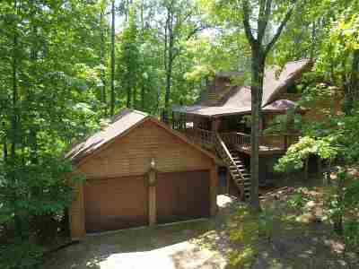 Counce Single Family Home For Sale: 35 Bryson Harbor