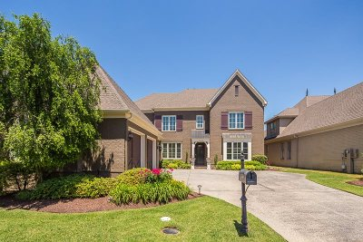 Memphis Single Family Home Contingent: 6550 Heronswood