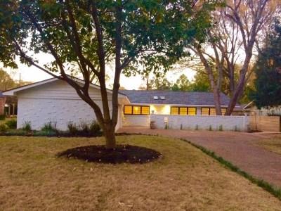 Memphis Single Family Home For Sale: 5167 Cole