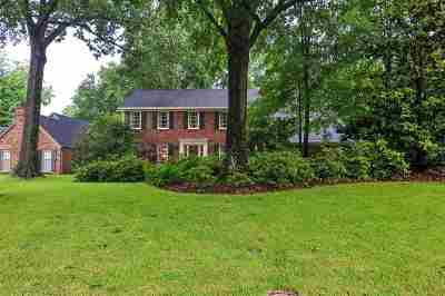 Germantown TN Single Family Home Contingent: $289,900