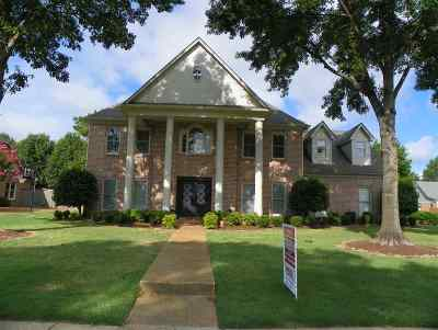 Collierville Single Family Home For Sale: 1527 Collingham