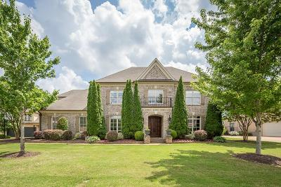Collierville Single Family Home Contingent: 10139 Avent Ridge